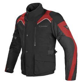 Dainese TEMPEST D-Dry Black/Red bunda pánska