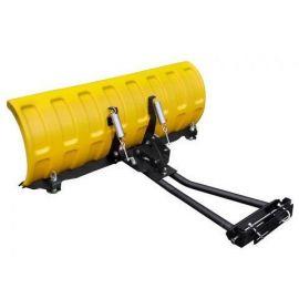 Rival snehová radlica 150cm/žltá