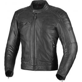Büse CHESTER Black bunda dámska kožená