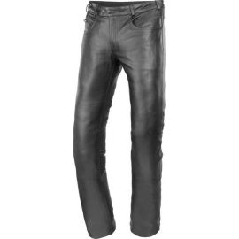 Nohavice Jeans Buse dámske kožené