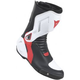 Topánky Dainese NEXUS Black/White/Lava-Red