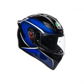 AGV K1 Multi Qualify Black/Blue