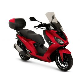 Peugeot PULSION 125i Allure - Red Ultimate