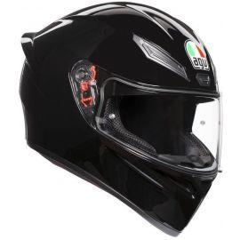 AGV K1 Solid Black