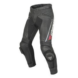 Dainese DELTA PRO C2 Black nohavice kožené pánske