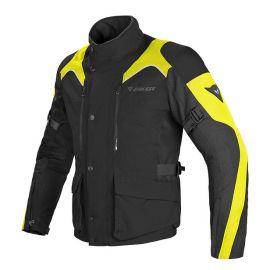 Dainese TEMPEST D-Dry Black/Fluo-Yellow bunda pánska