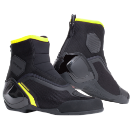 Topánky Dainese  Dinamica D-WP Black Fluo/Yellow