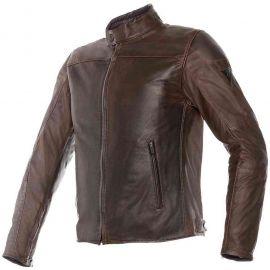 Dainese MIKE Brown bunda kožená pánska